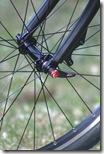 Front wheel, w/DT Swill Skewer
