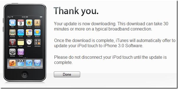 iPod 3.0