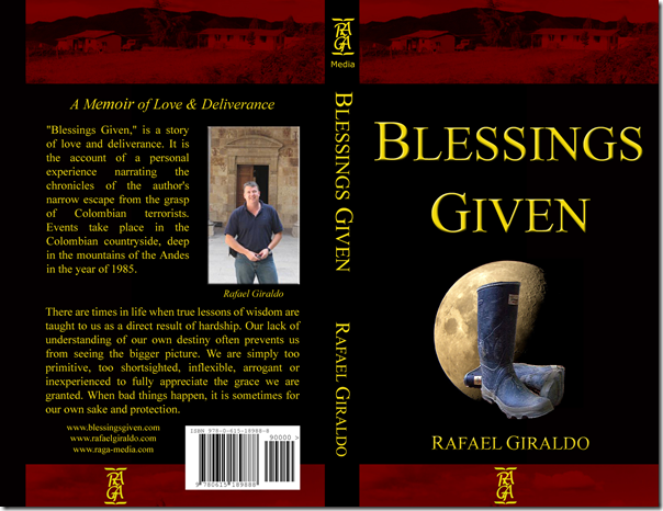 Blessings Given