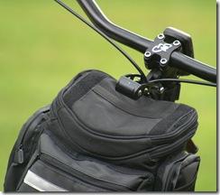 Modified headlight mounting bracket