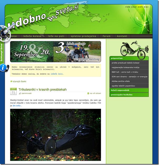 From Slovinia joined
