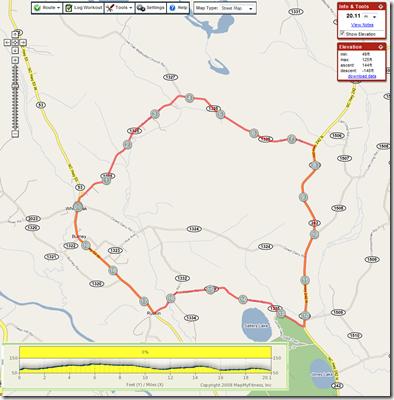 MMR Map
