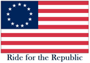 Betsy Ross Flag, with Theme