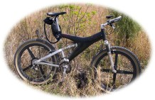 Trek Y-22 Mountain Bike