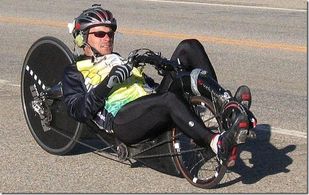 Tim will also ride a Velokraft Nocom