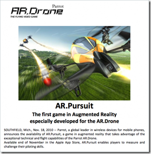 AR.Pursuit Flyer