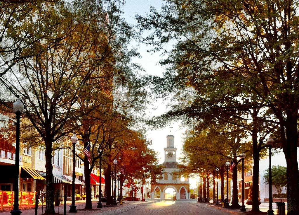 moves guys like Fayetteville, North Carolina
