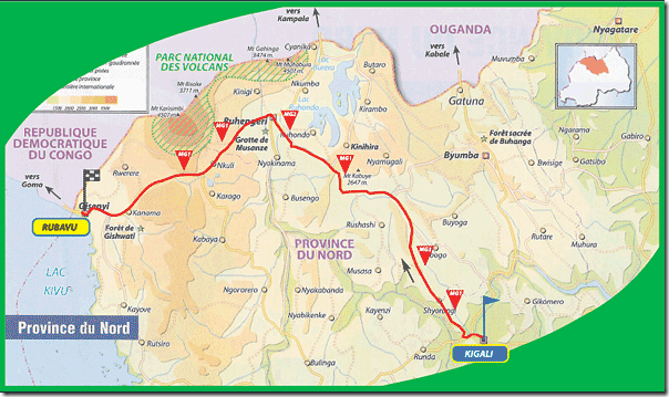 Stage 4 Map