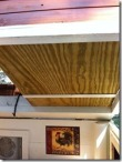 New ceiling/floor
