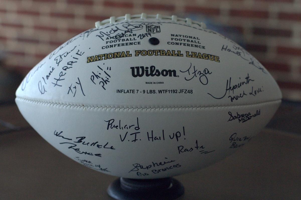 Home ~ Entertainment ~ Super Bowl XLVIII Party, A CollaborativeEffort!