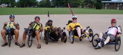 2008 Dandy Ride [Morton, IL] & Return to North Carolina