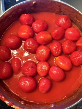 whole tomatoes...