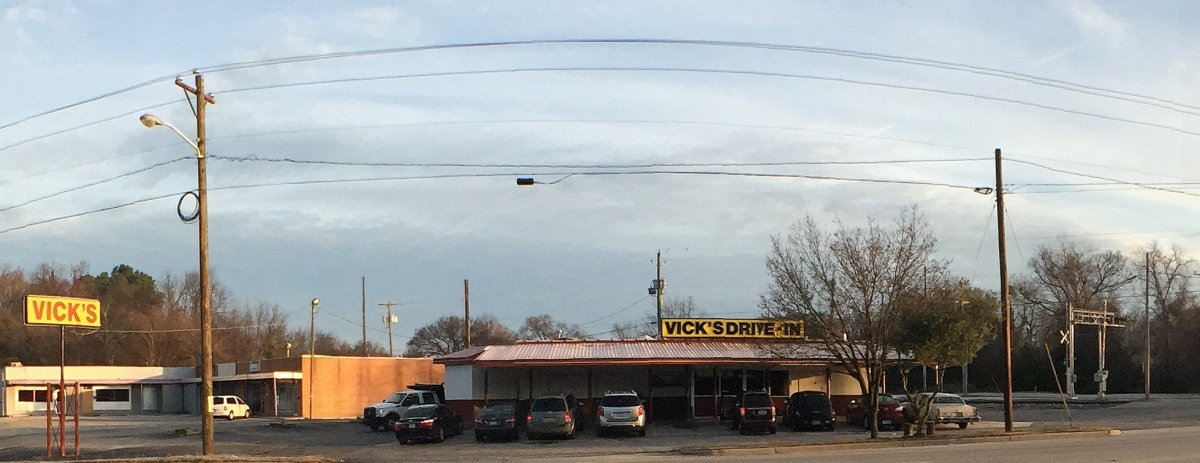 Fayetteville ~ Vick's Drive-In is Closing after 57Years…