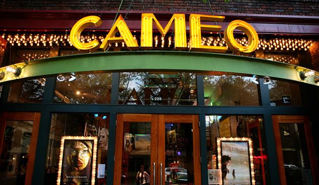 First Amendment Right ~ The Cameo Art House Theatre, Fayetteville, North Carolina,12/24