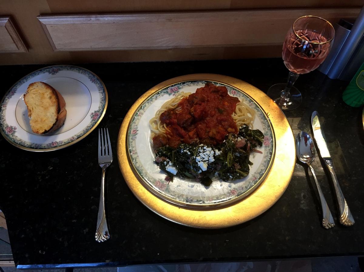 Dining ~ Christmas Dinner 2014,12/25