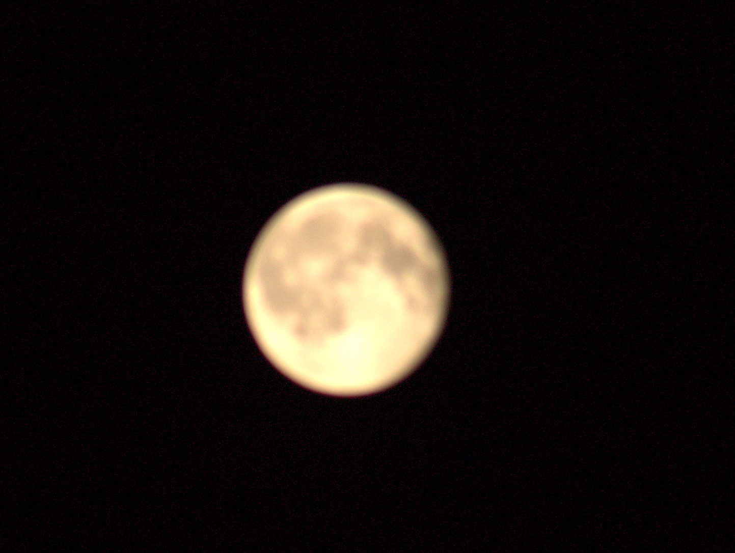 Photography ~ Shooting the Moon Again…, 07/03