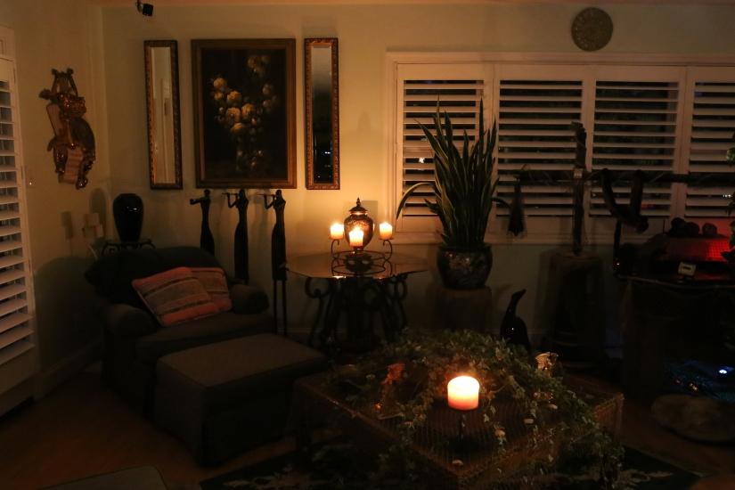 Home ~ Decorating, Living Room–Aquatic Habitat Area,07/25