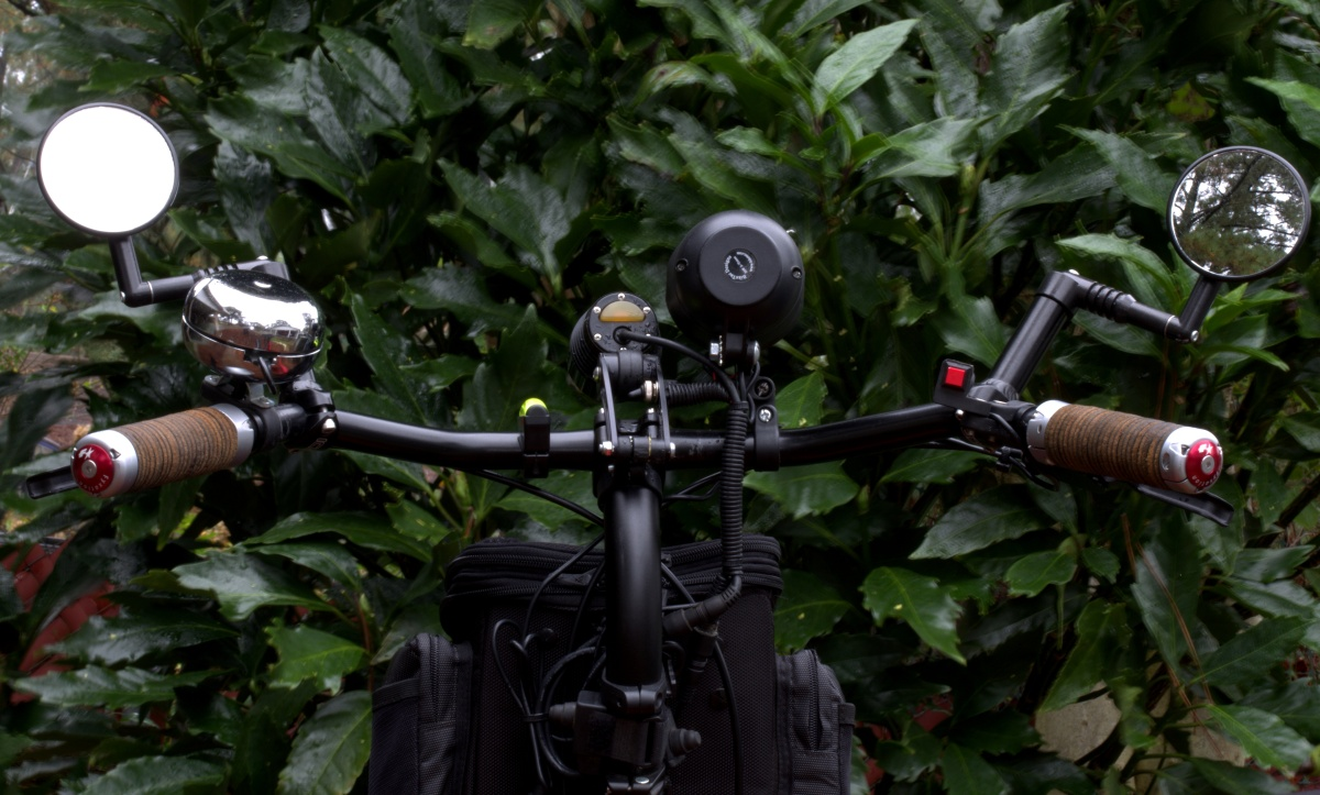 Cycling ~ RANS Citi Crank Forward–Updated Cockpit [Bling Added],11/03
