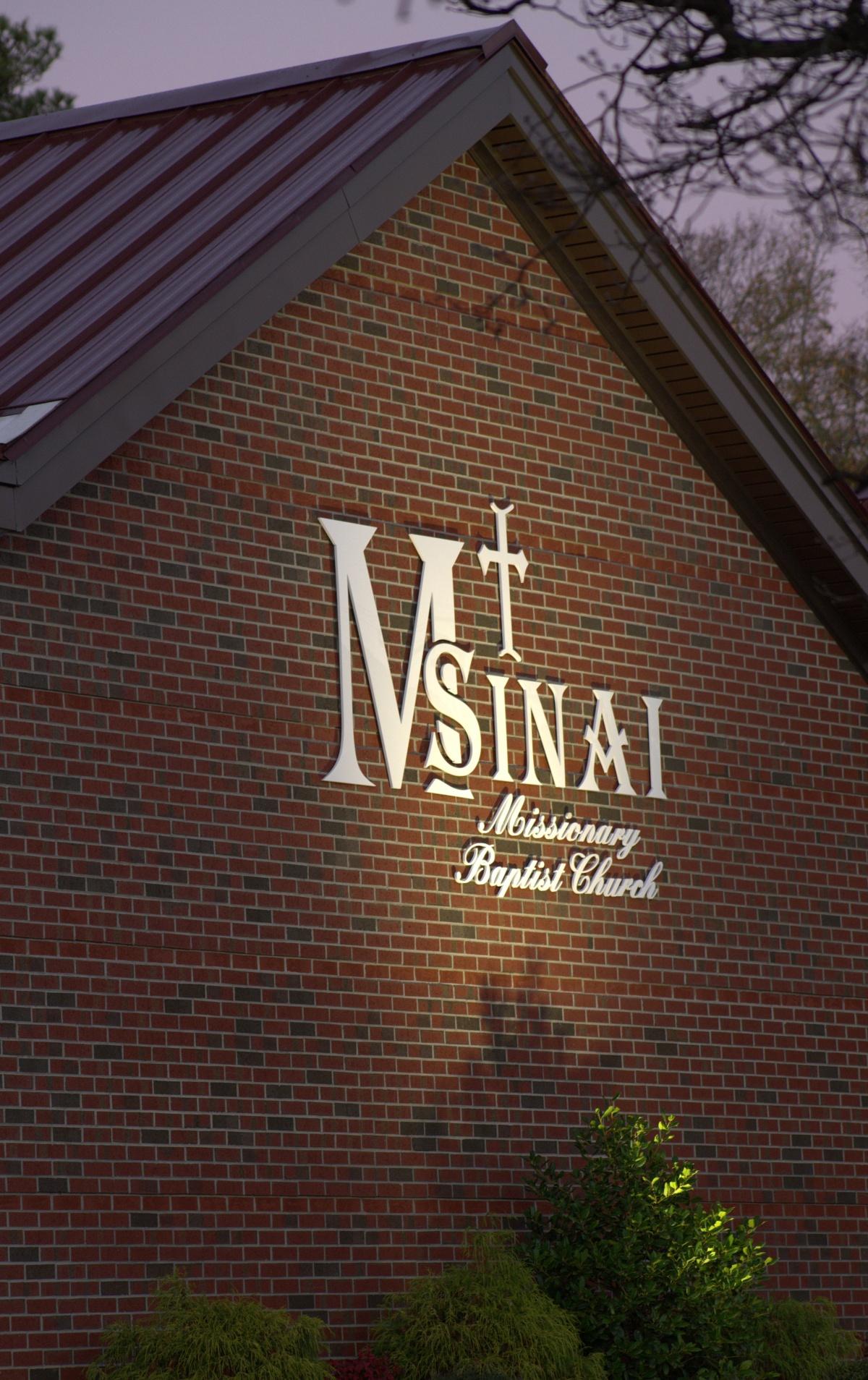 Photography ~ Photo Shoot, Mt. Sinai Missionary Baptist Church, Fayetteville, North Carolina,12/16