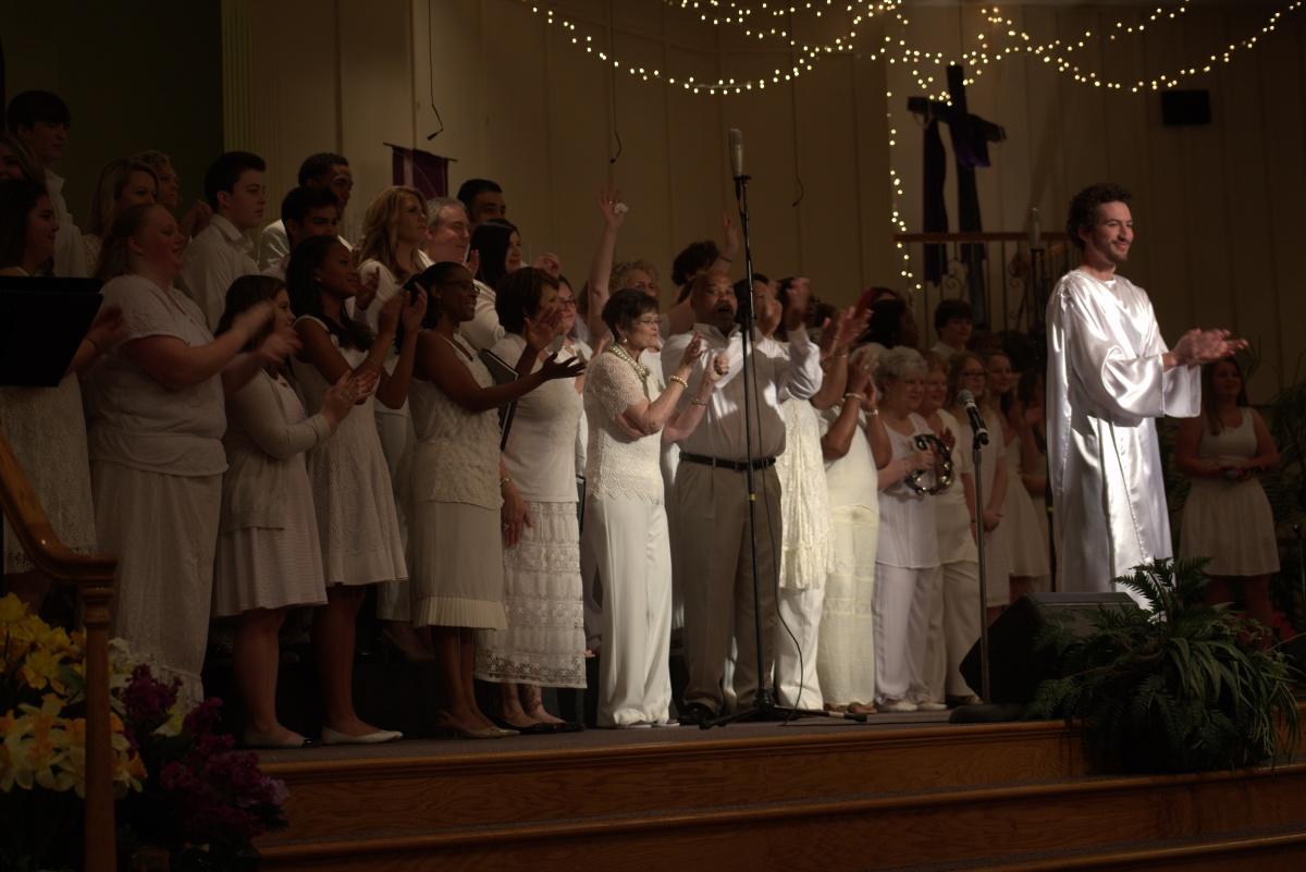 Photography ~ Worship Service–Easter Sunday,03/27