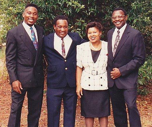 John, Julius, Elsie & Me--1992