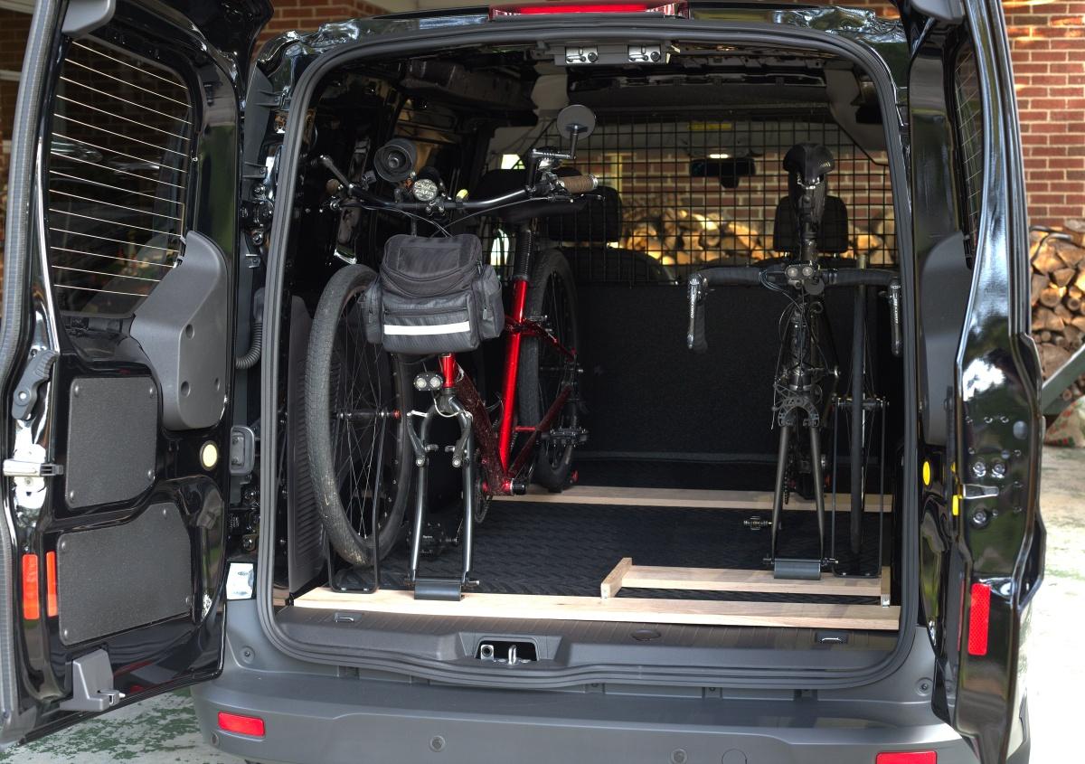 2016 Ford Transit Connect LWB XLT–Mod 05,08/11