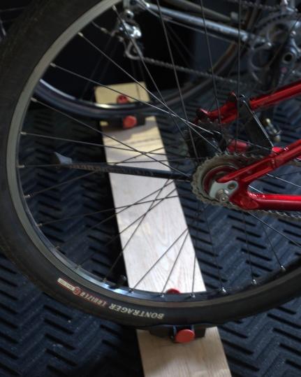 Waiting on straps for Yakima Boa Wheel Trays with Pawls