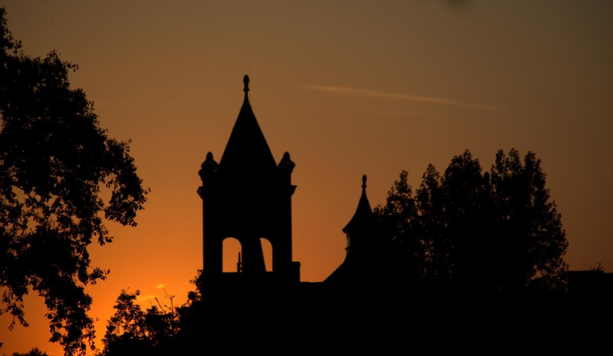 Photography ~ First Baptist Church, Old Street, Fayetteville, North Carolina,09/15