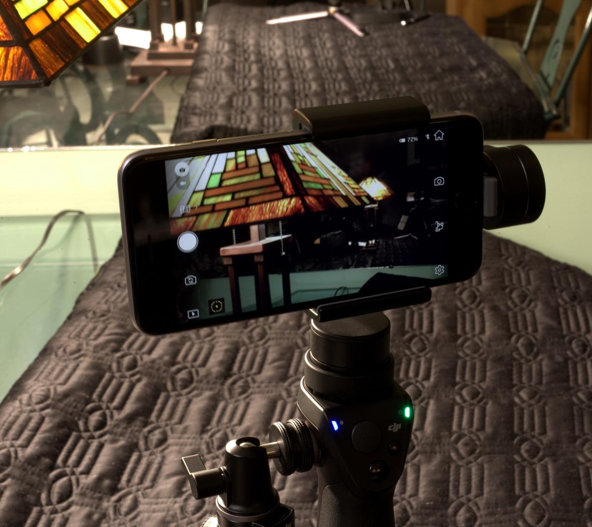 Technology ~ Gimble–DJI Osmo Mobile,09/21