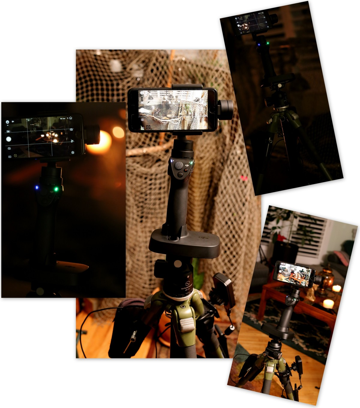 Photography ~ Gear/Kit–DJI Osmo Mobile Tripod Alternative,10/29