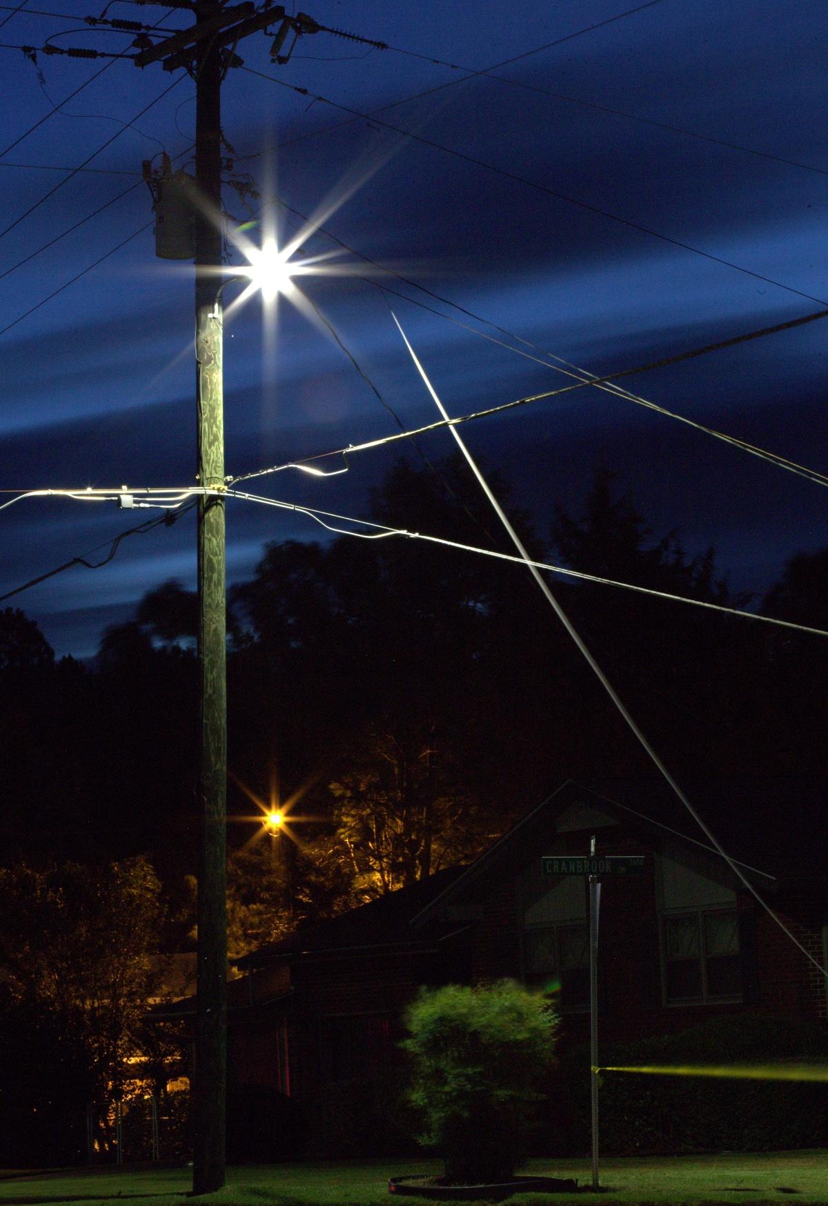 Storm ~ Hurricane Matthew, Fayetteville, North Carolina, 10/08 [from 11:29pm]