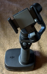 A DJI Osmo Mobile Base