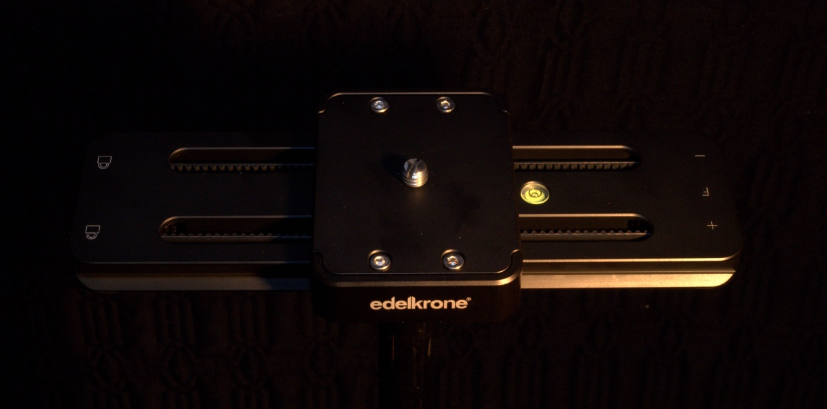 Photography ~ Gear/Kit–Edelkrone SliderONE, 01/11