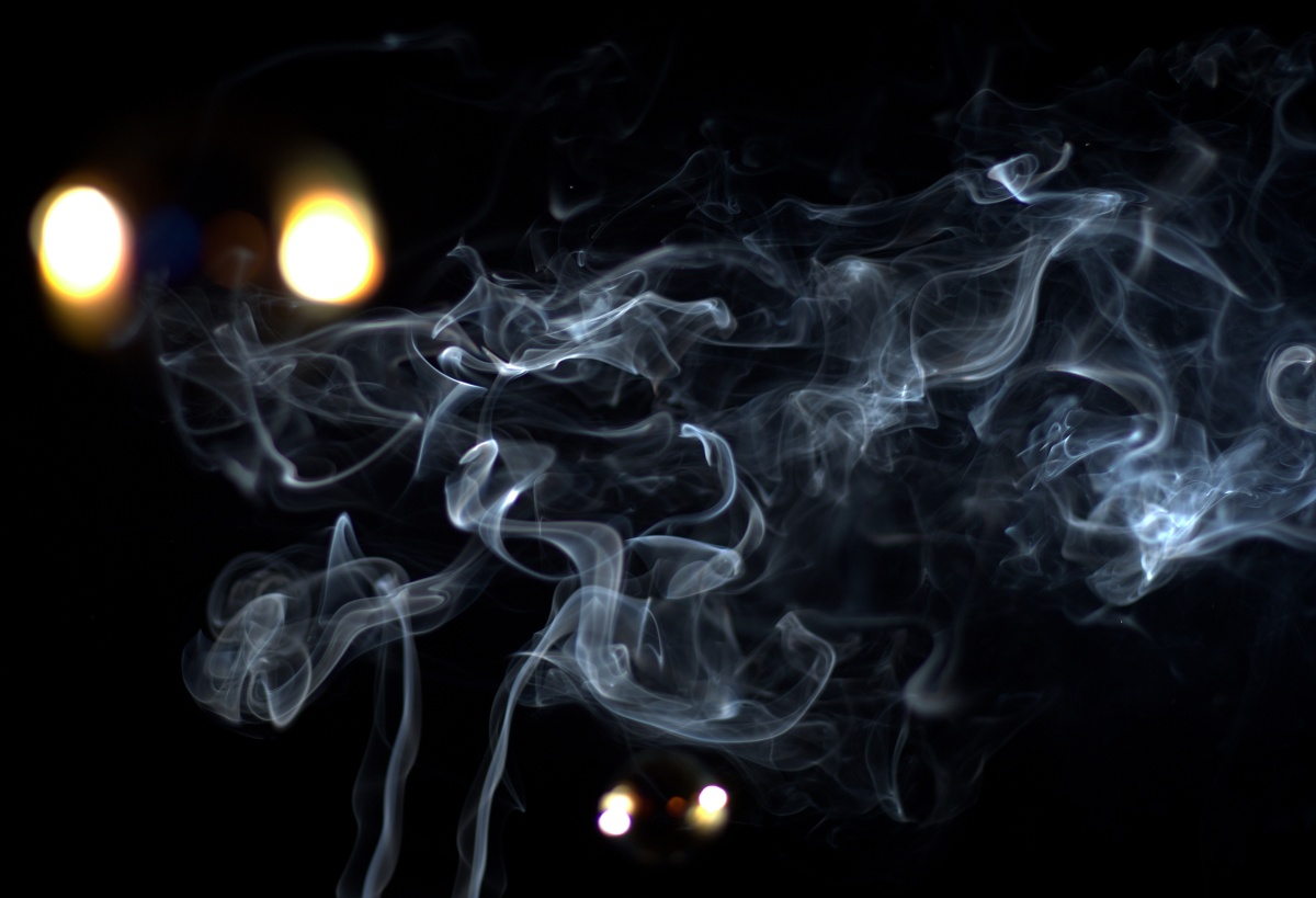 Photography ~ Smoke & Bubbles [no filter], 01/25