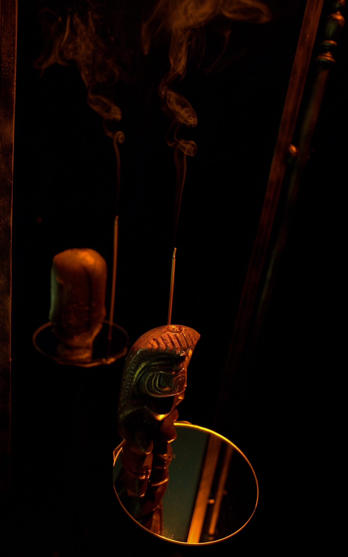 Photography ~ Smoke & Mirrors [Orange Filter],01/25