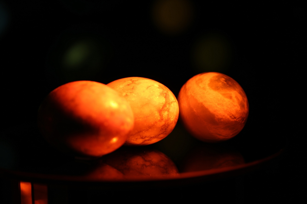 Photography ~ Still Life, with Special Background Lighting, 02/23