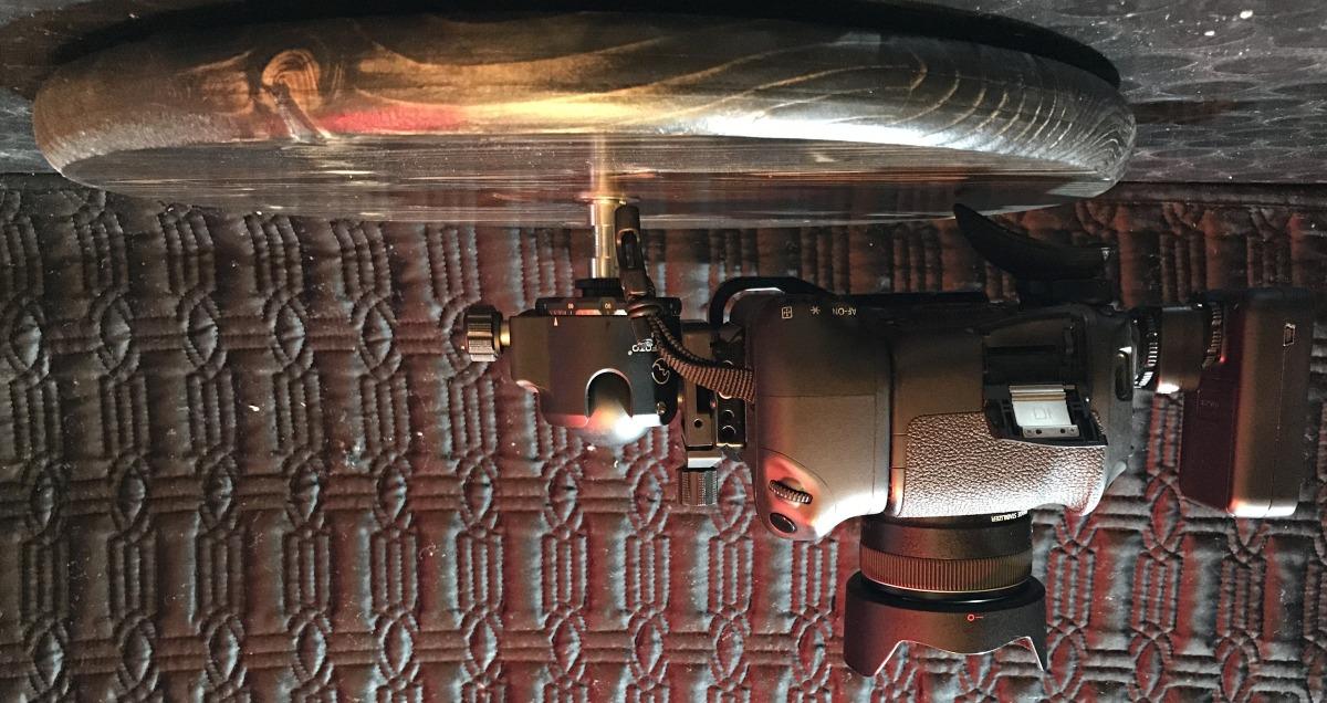 DIY [# 17] ~ Photography–Ceiling Rack,03/21