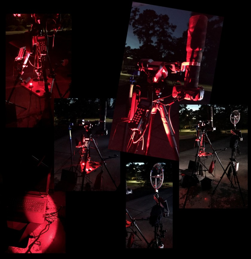 Kit for Eclipse--Night Pics