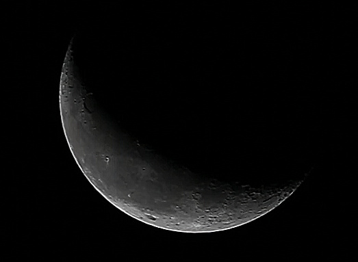 Photography ~ Lunar–using video for stacking moon pictures, 09/15