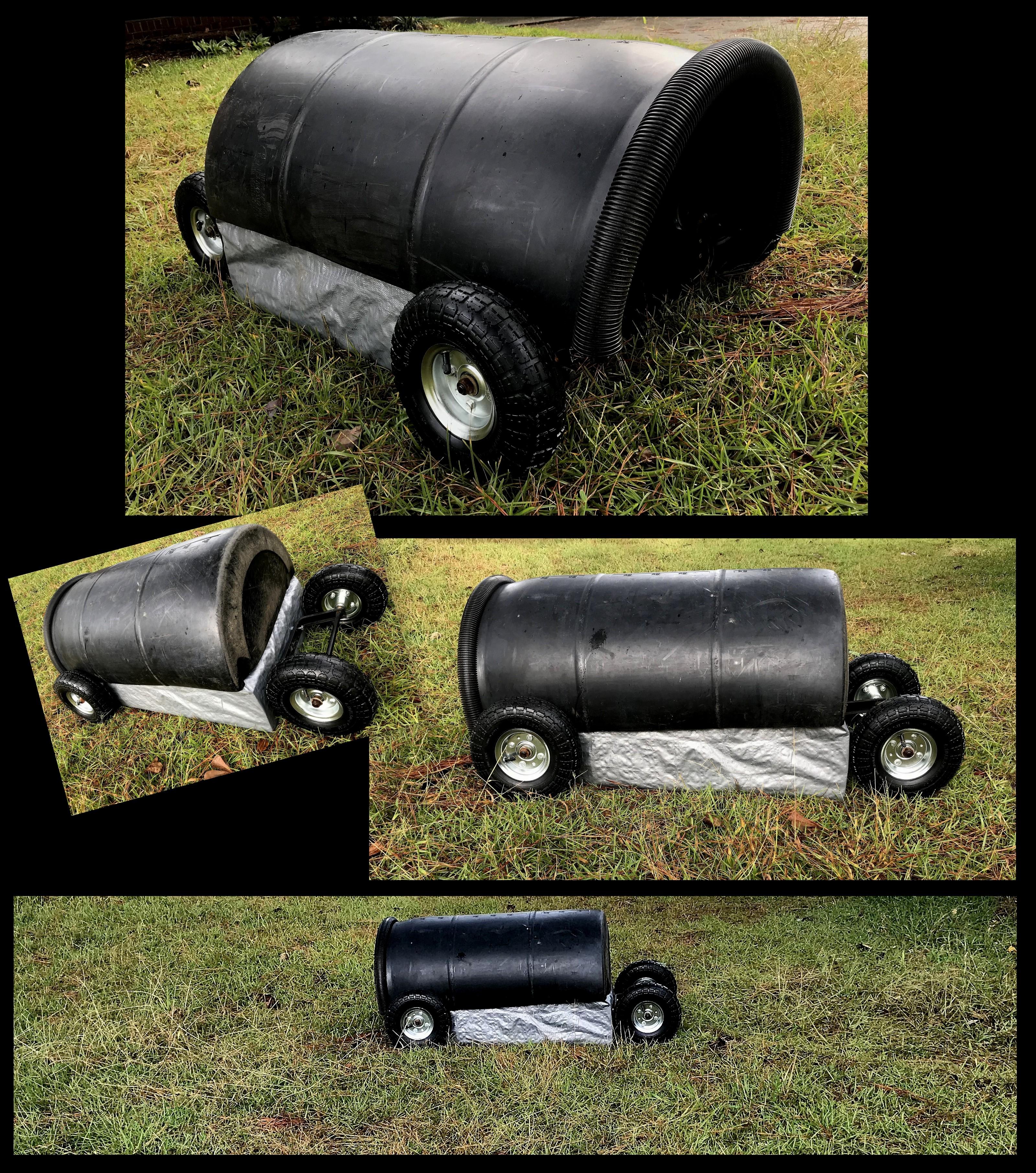 DIY [#31] ~ Rain Cover–CamRanger System, evolving… 10/08