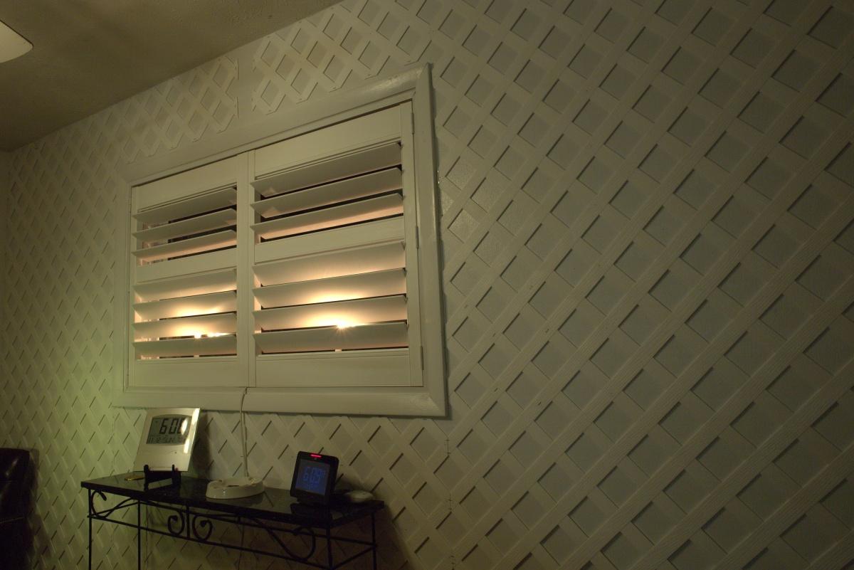 DIY [#33] ~ Interior Decorating–Laticed Wall [Bedroom],11/11