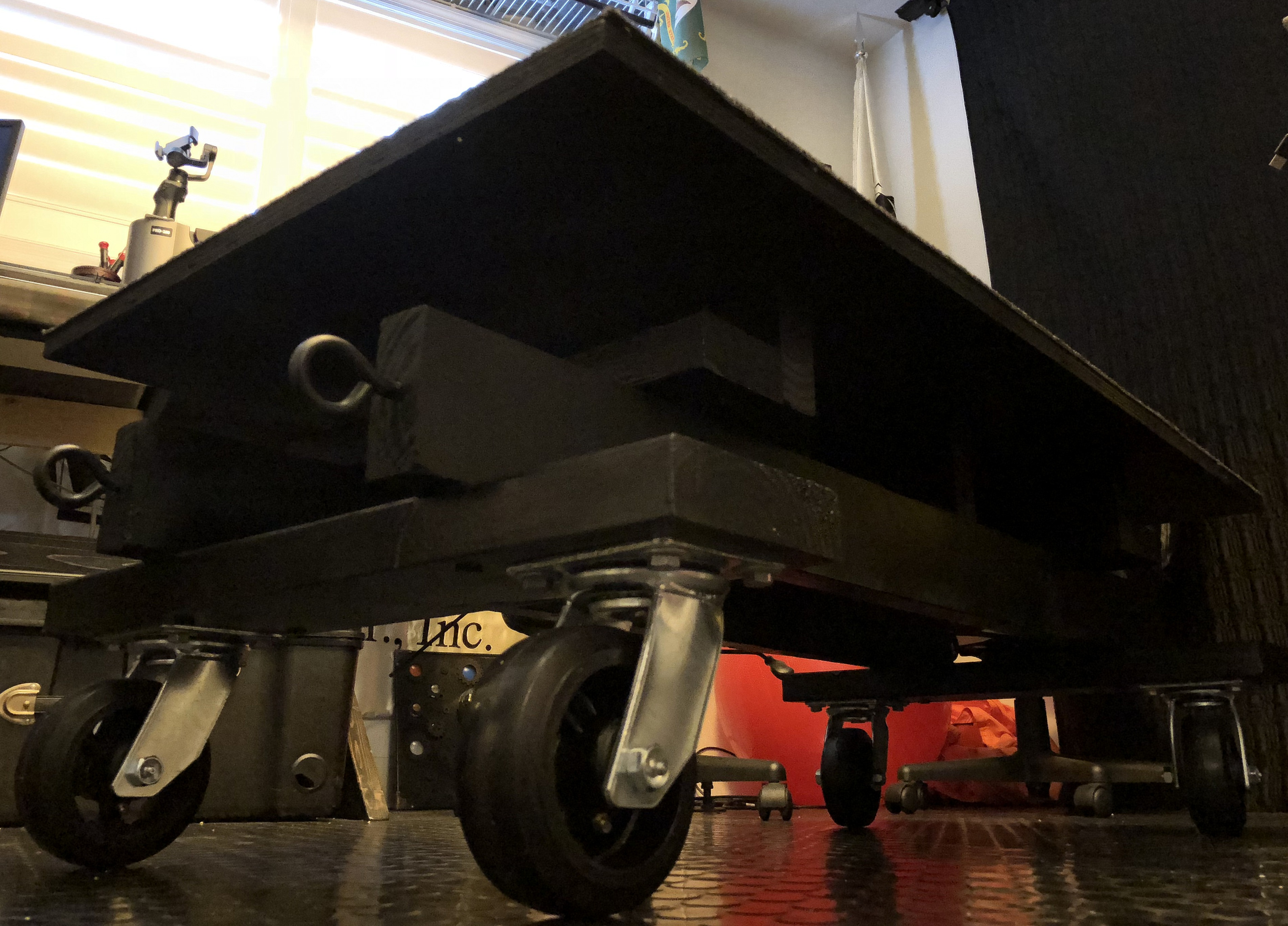 DIY [#38] ~ A Stand for the Lifted Rhino-Rack/Pioneer Platform–now finished, 01/05