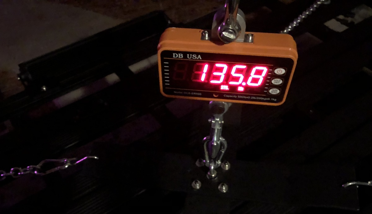 DIY [#38] ~ Since we have Rhino-Rack Pioneer Platform touch-down, how much does itweigh?