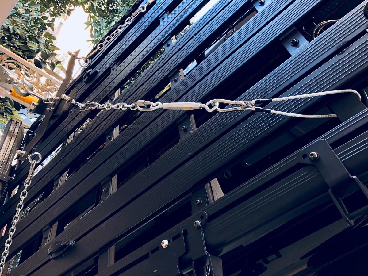 DIY [#38] ~ Rhino-Rack Pioneer Platform–Micro–Tuned Hoist Rigging,01/24