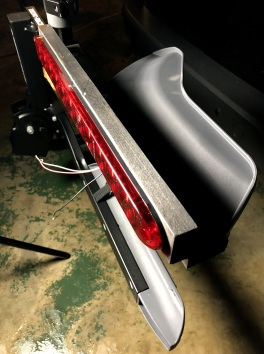 Two-Position [hinged] Bike Carrier Light