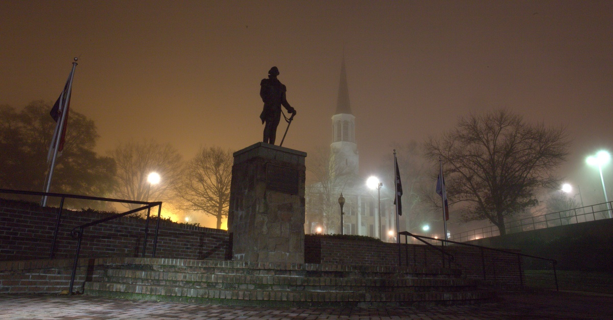 Photography ~ Foggy Morning in the 'ville, yesterday, 02/20