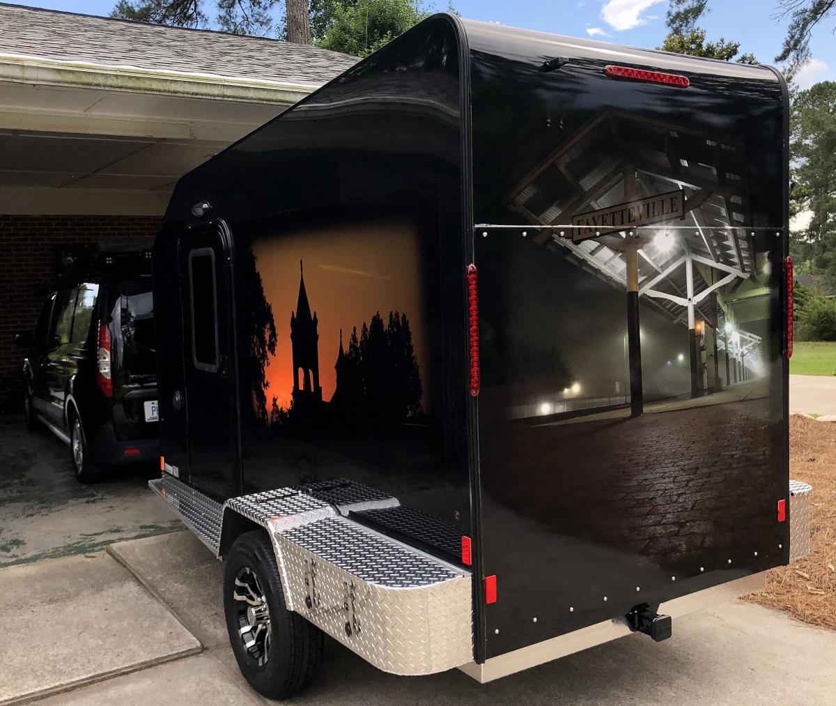 Graphics ~ Micro-Lite Cargo-Go Lite Xtreme Trailer [job complete],05/23