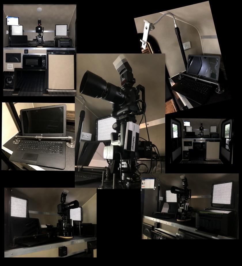 Xtreme photo station