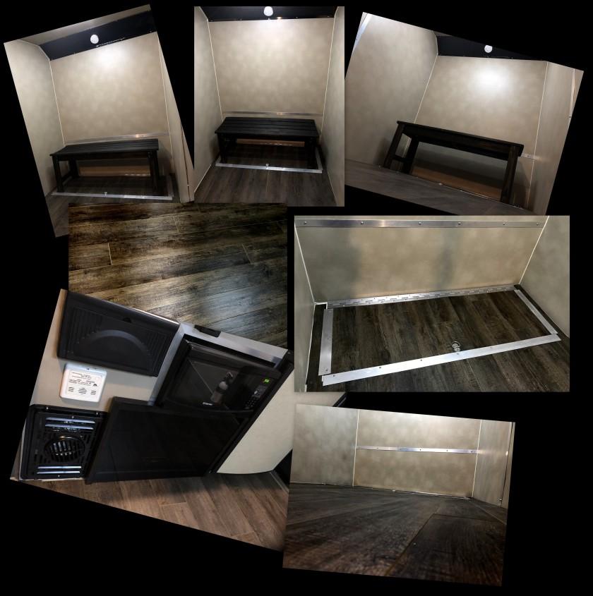 Bench & Floor