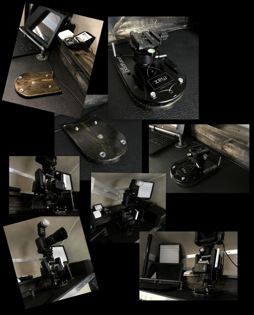 CamRanger Robot Base for Xtreme Trailer